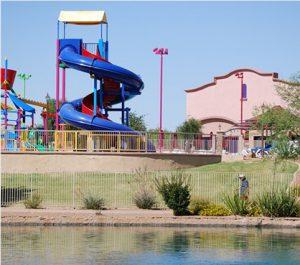Rancho Sahuarita Splash Park